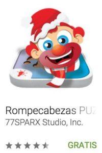 18- Rompecabezas PUZZINGO. Es una app con miles de piezas y más de 100 rompecabezas para armar; ideales para aprender a hablar mientras juegan. Foto:vía Google