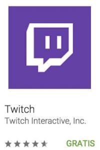 27- Twitch. Pueden ver publicaciones de los juegos que les gustan y chatear con los jugadores a los que siguen. Foto:vía Google