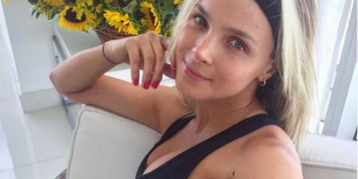 Elizabeth Loaiza sube la temperatura en redes sociales