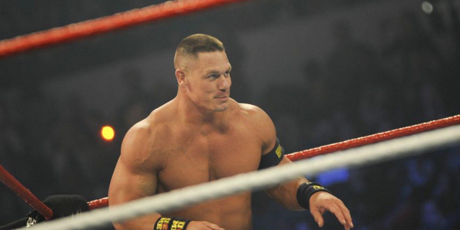 Tiene 15 títulos mundiales, 12 veces Campeón de la WWE, y 3 veces Campeón Mundial de Peso Pesados. Foto:Getty Images