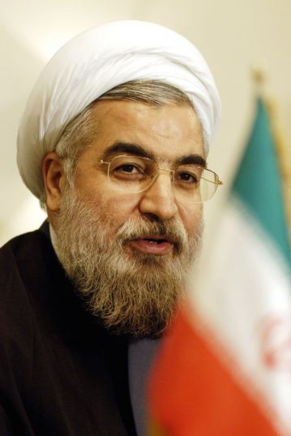 Hassan Rouhani Foto:Getty Images