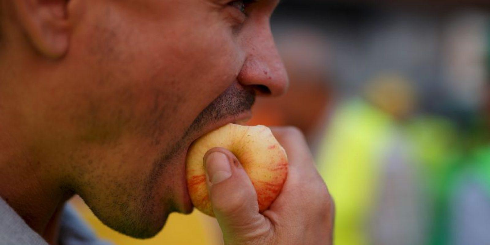 Venezuela: Tres dólares 96 centavos Foto:Getty Images