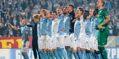 Malmö tiene la oportunidad de colarse a la Europa League Foto:Getty Images