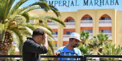 Fallecieron 38 personas en el ataque, en su mayoría turistas. El Estado Islámico también se atribuyó la masacre. Foto:Getty Images