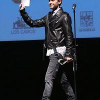 3. El actor aseguró haber vivido en las calles de Nueva York para el mismo papel. Foto:Getty Images