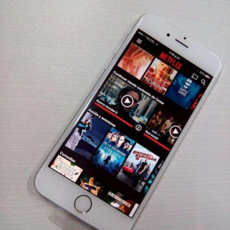 Vayan a Ajustes> General> Uso> Uso de la batería, ahí verán todas las apps que han utilizado en 24 horas. Foto:Cesar Acosta