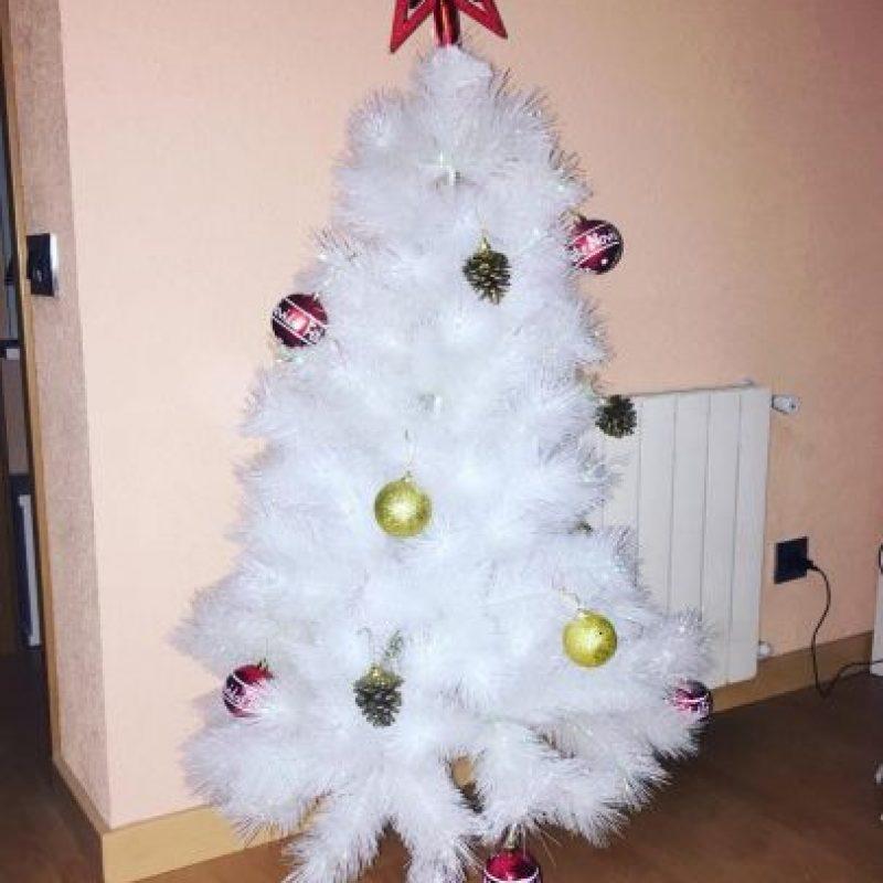 A continuación otros árboles de Navidad que dejaron mucho qué desear. Foto:Imgur