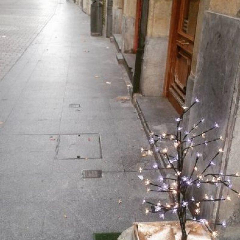 ¿Qué opinan de este? Foto:Vía Instagram/#árboldenavidad