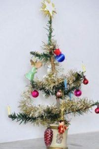 ¿Pondrían un árbol de Navidad como este? Foto:Vía Instagram/#árboldenavidad