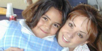 La joven ahora tiene 20 años. Foto:vía Televisa
