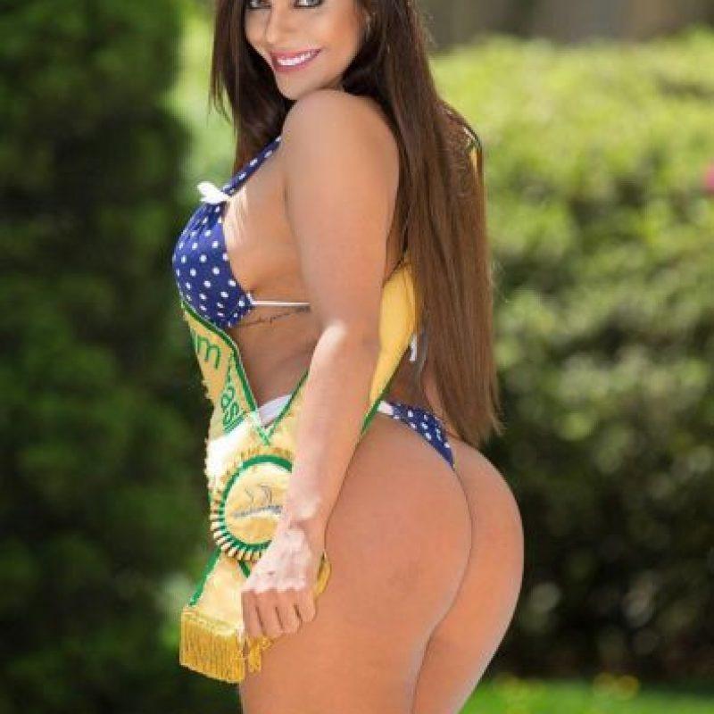 Cortez es modelo y tiene 25 años. Foto:Vía instagram.com/suzycortezoficial