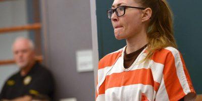 Al aceptar su culpabilidad, dijo estar arrepentida de ese error Foto:AP