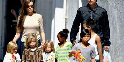 Y tendrían varios problemas por la custodia de sus hijos. Foto:The Grosby Group