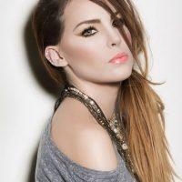 La cantante mexicana, Belinda, también apoya esta tendencia Foto:vía instagram.com/belinda