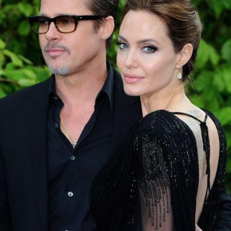 Brad Pitt y Angelina Jolie se han converdio en una de las parejas más populares de Hollywood. Foto:Getty Images