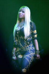 Minaj es una activista que apoya causas como la lucha con el SIDA y la equidad de género. Foto:Getty Images