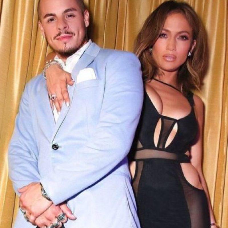 El bailarín estrella y novio de Jennifer López. Foto:vía instagram.com/becausmart