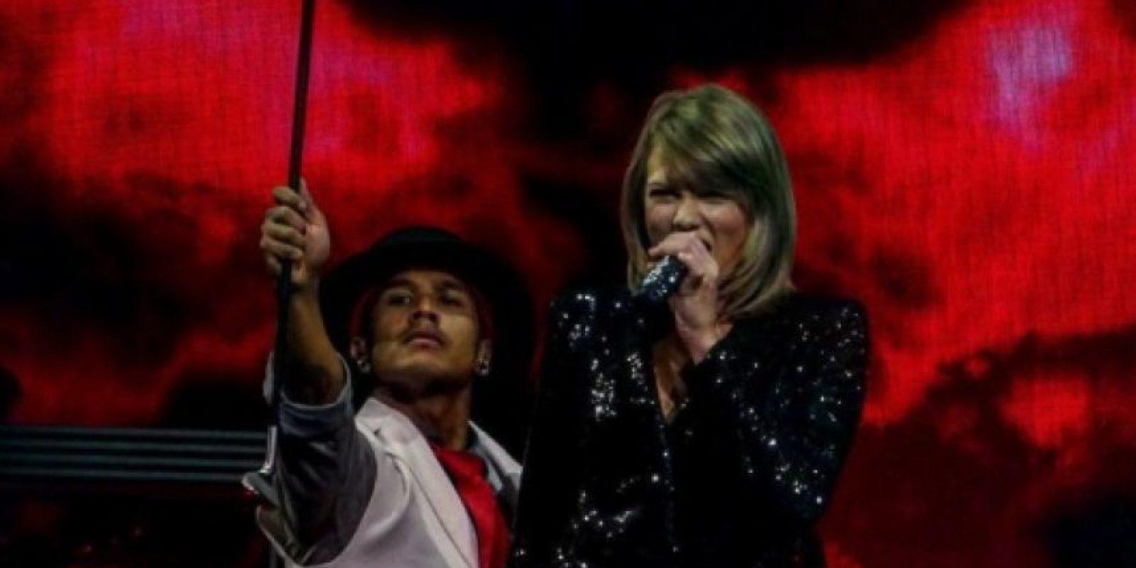 Incluso Taylor es una de sus fans. Foto:vía instagram.com/markvillaver