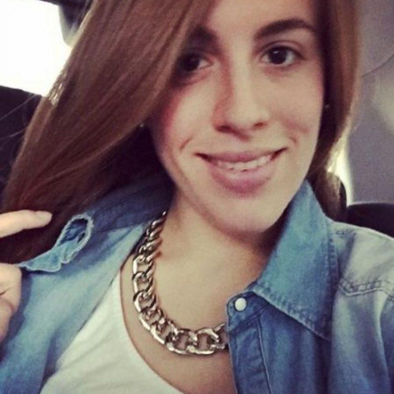 """Ahora tiene 21 años y es una concursante del famoso reality """"Tu Cara me Suena"""" Foto:vía instagram.com/laura_esquivel vía instagram.com/laura_esquivel"""