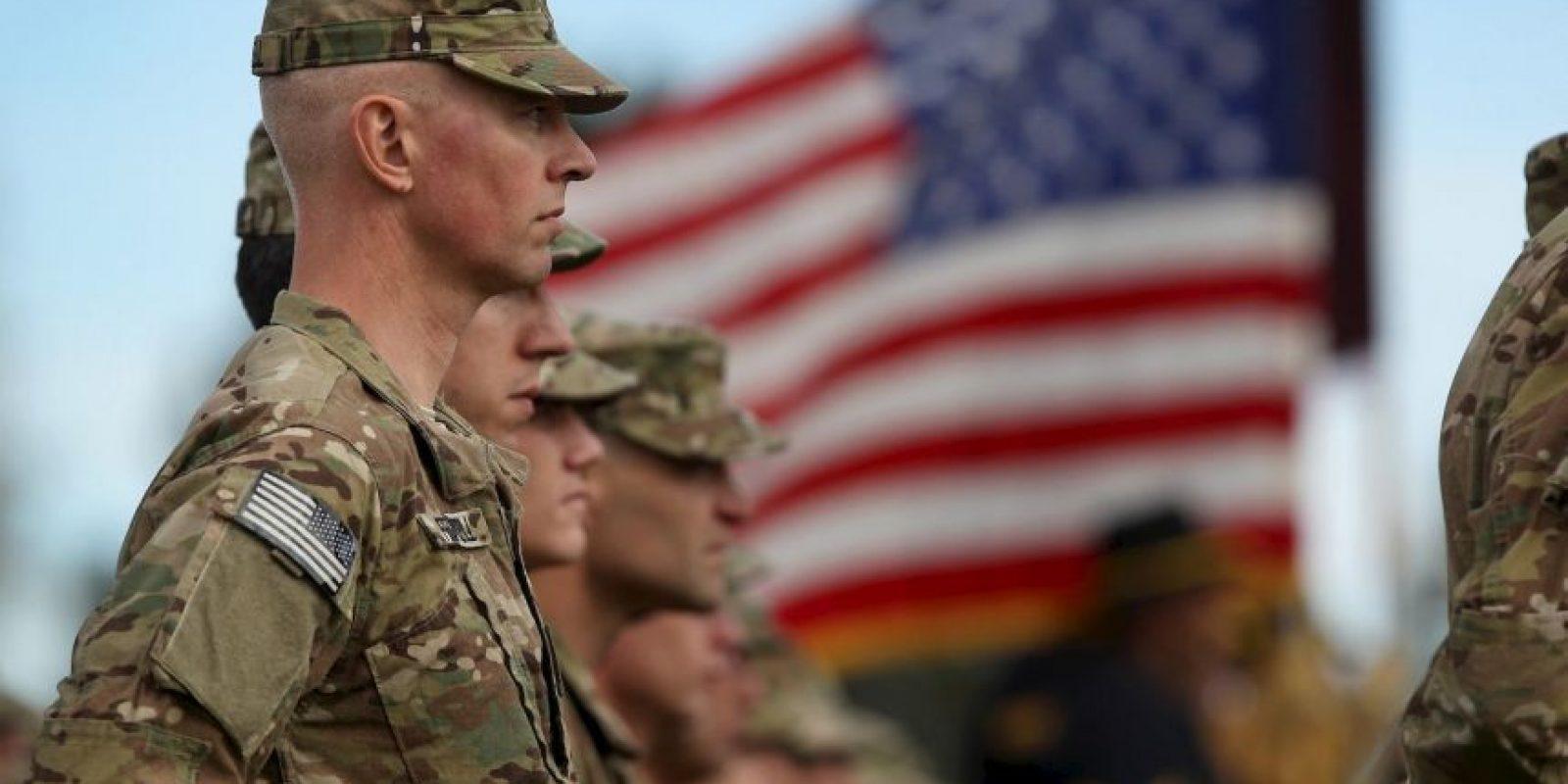 Por la invasión a Irak Foto:Getty Images