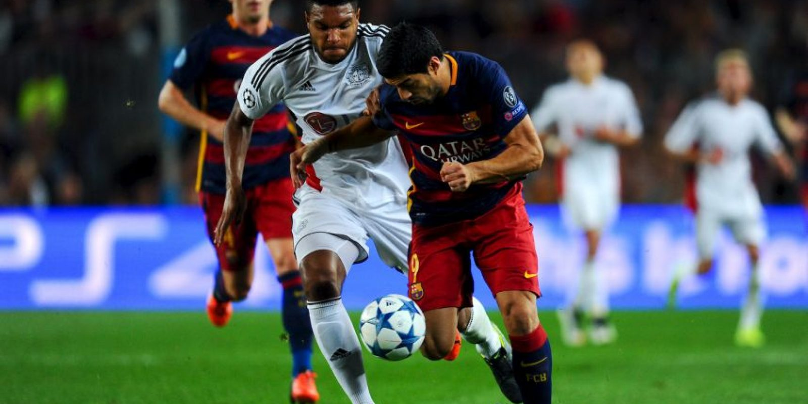 Bayer Leverkusen vs. Barcelona Foto: Getty Images