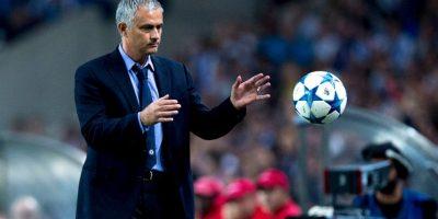Y el DT de Chelsea, José Mourinho, por sus conflictos en el Real Madird Foto:Getty Images