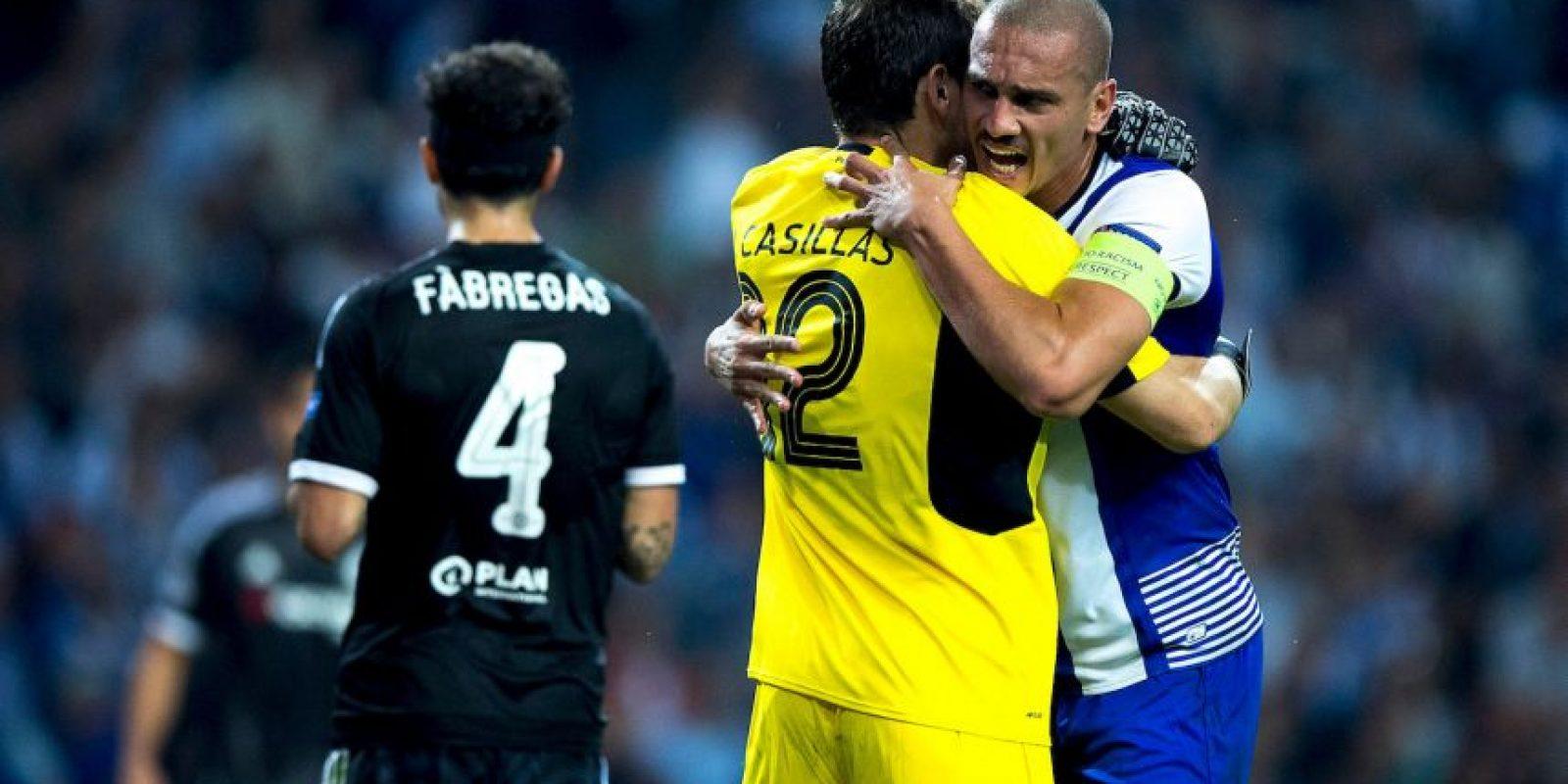 Un empate eliminaría al Porto, en caso de que Dinamo venza al Maccabi Tel Aviv Foto:Getty Images