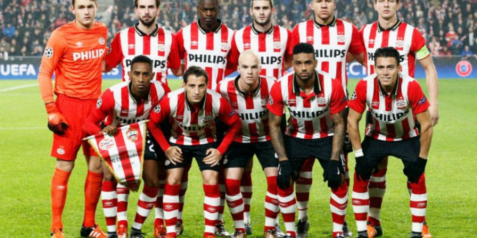 4. PSV Foto: Getty Images