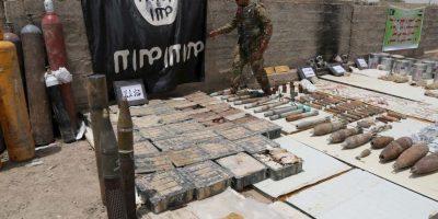1. Estado Islámico- Dos mil 200 millones de dólares. Foto:AP
