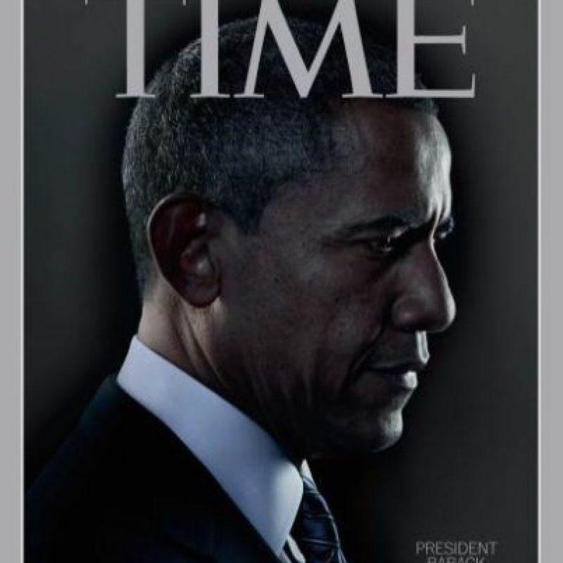 2012- Barack Obama Foto:Vía Time