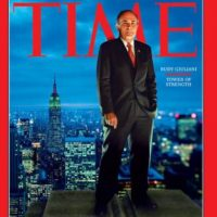 2001- Rudy Guiliani Foto:Vía Time