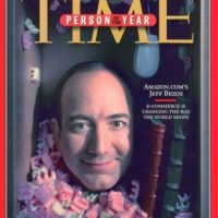 1999- Jeff Bezos Foto:Vía Time