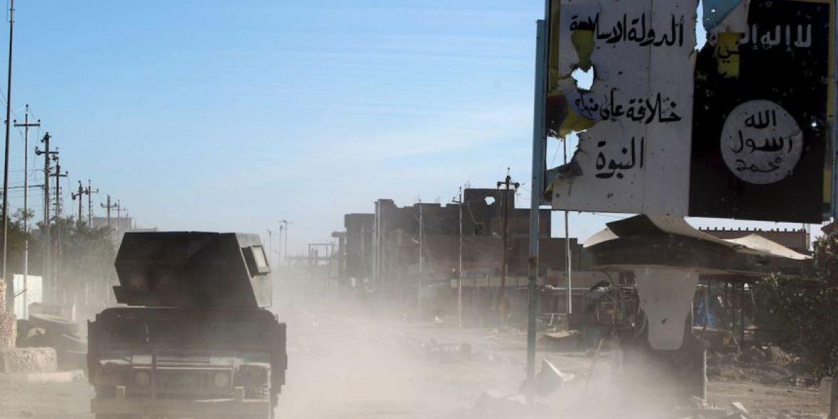Estado Islámico planea tener su propia fuerza aérea