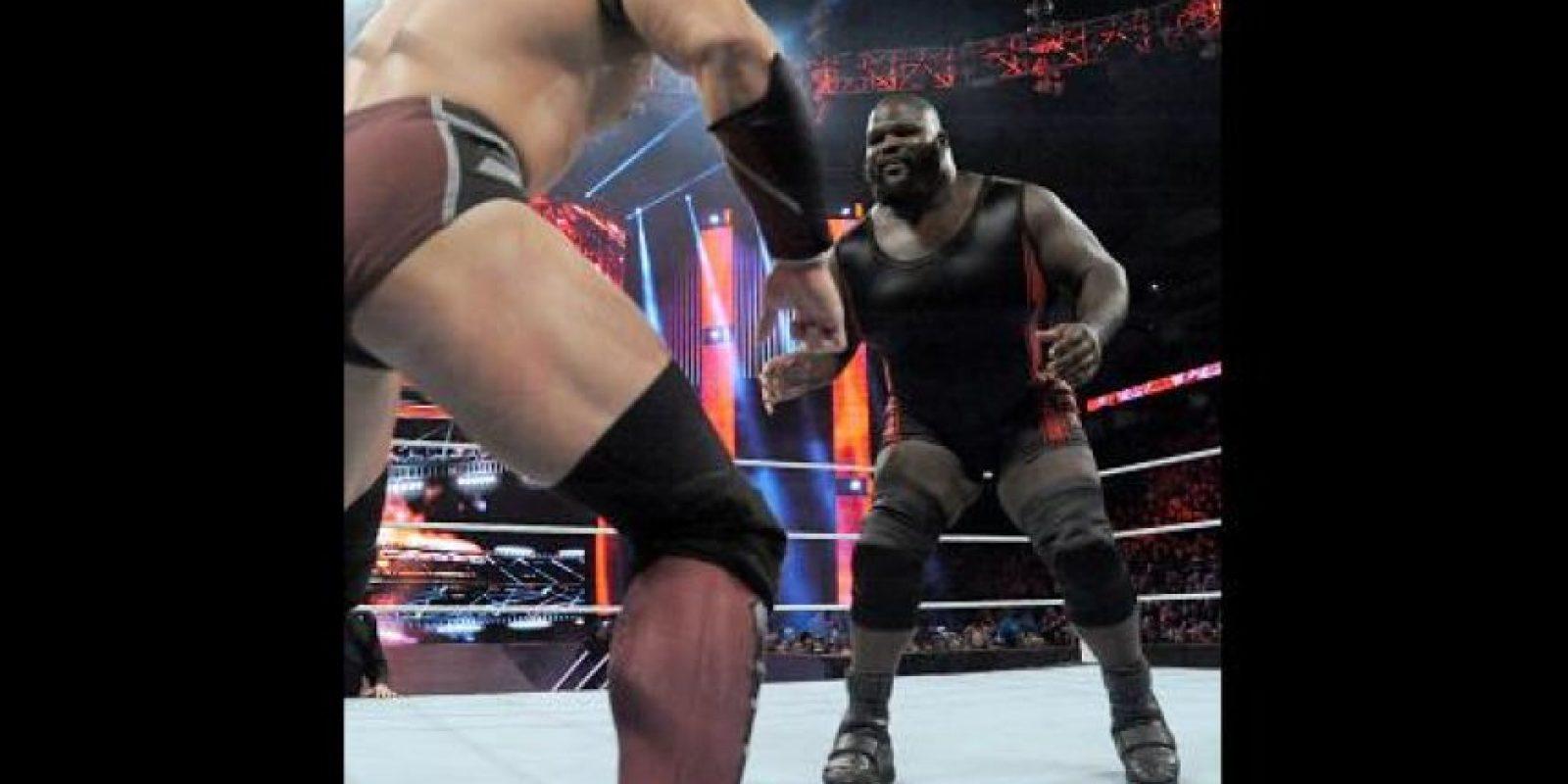 Mark Henry. El próximo año cumplirá 20 años en la WWE, pero desde hace mucho dejó de protagonizar los roles principales Foto:WWE