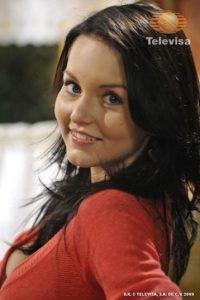 "En 2008 participó en la telenovela ""Alma de Hierro"" Foto:Televisa"