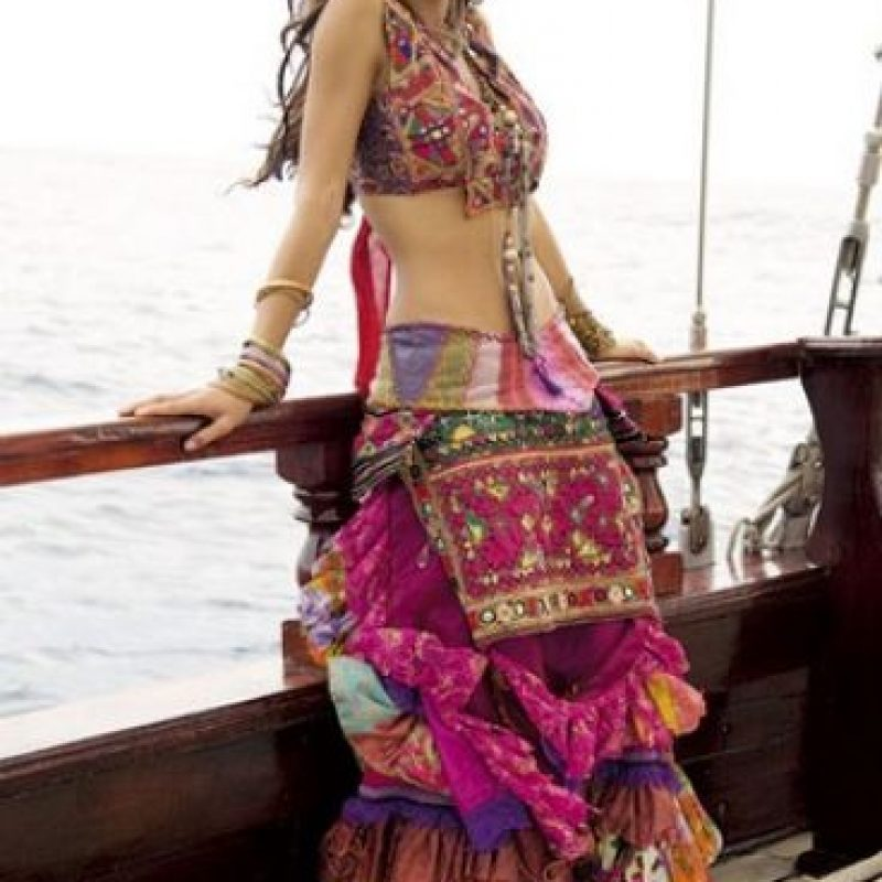 """En 2009 fue """"Corazón Salvaje"""" Foto:Televisa"""