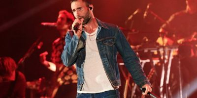 Maroon 5 Foto:Getty Images