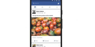 Facebook quiere mejorar la experiencia del usuario. Foto:vía Facebook.com