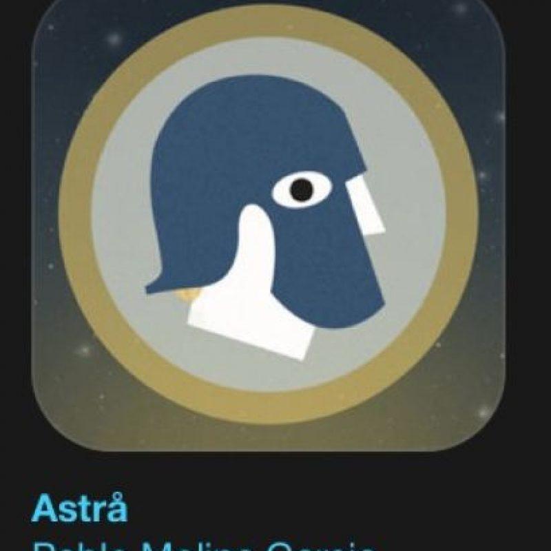 """7- """"Asträ"""". Cuesta tres dólares. Es la aventura de Hemera, diosa de la luz. Deberán ayudarla a luchar contra la oscuridad y descubrir las maravillas y secretos de este universo único. Foto:vía Apple"""