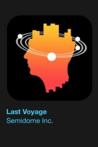 """25- """"Las Voyage"""". Cuesta dos dólares. Es una aventura a través del espacio y de la mente en 10 capítulos únicos. Pasen a través de portales psicodélicos, resuelvan rompecabezas abstractos, exploren grandes formas mínimas o carreras contra las estrellas. Una experiencia de ciencia ficción que no es como otro juego. Foto:vía Apple"""