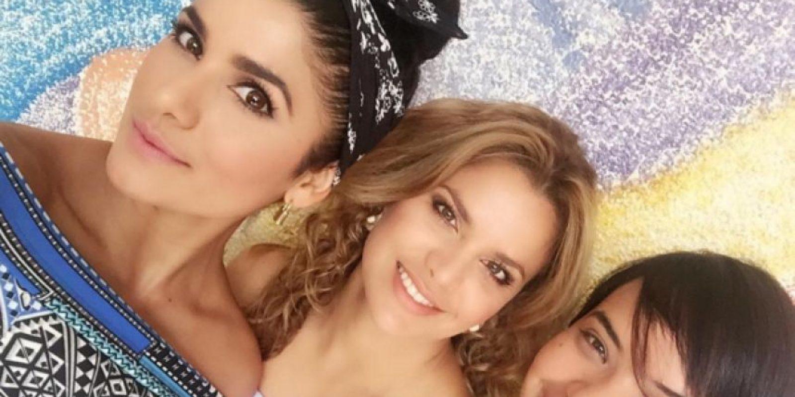 Foto:Instagram Adriana Lucía