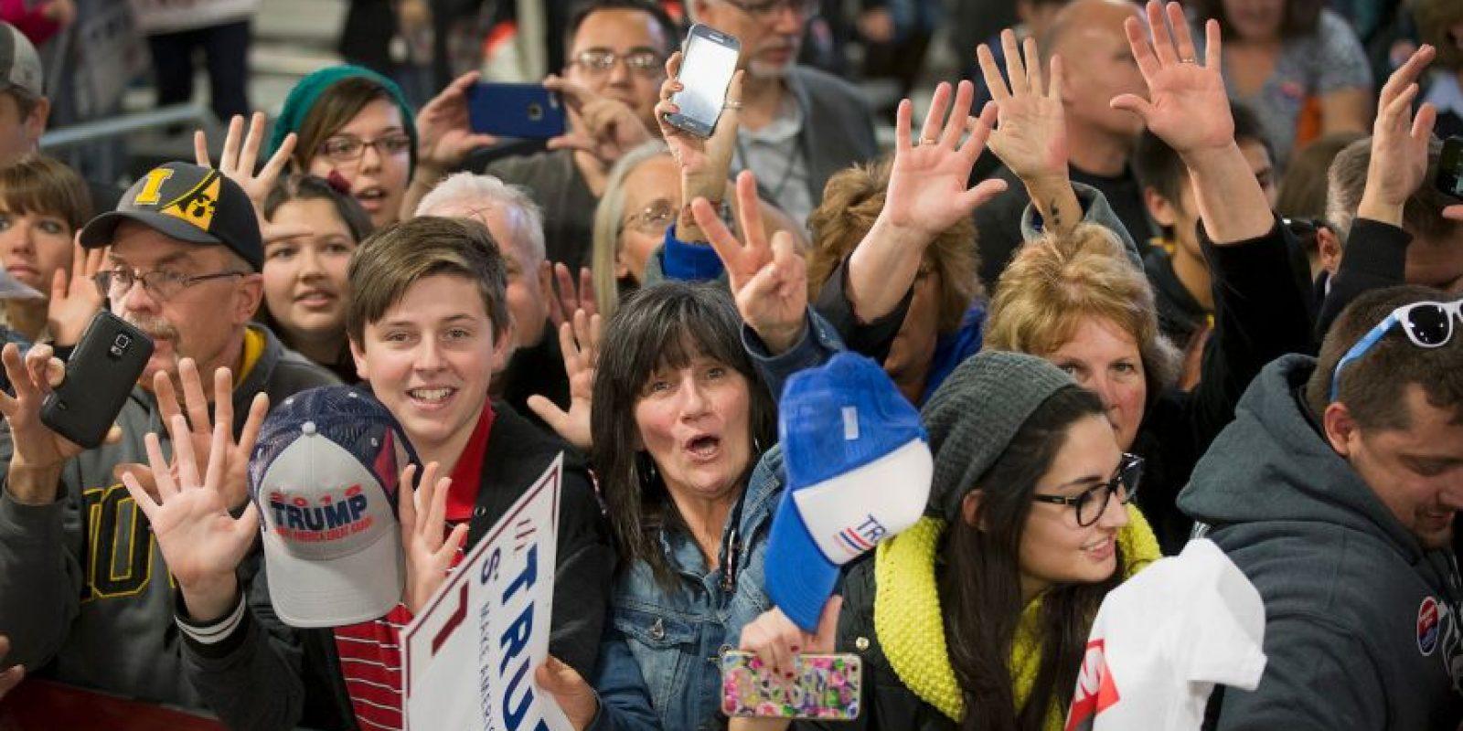 Las declaraciones del político comenzaron a circular por el mundo desde el lunes. Foto:Getty Images