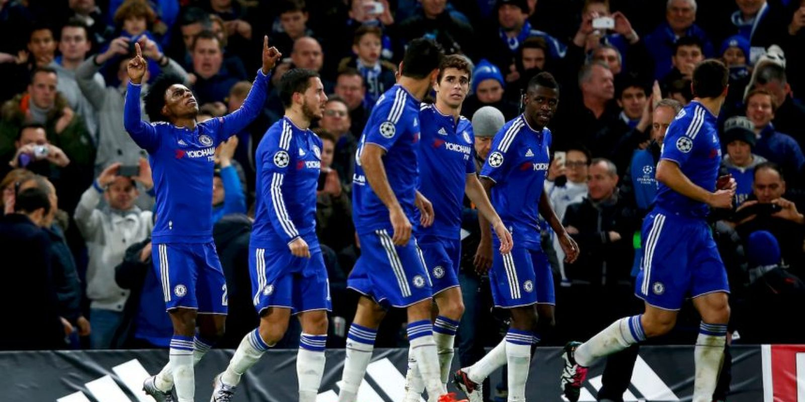7. Chelsea Foto:Getty Images