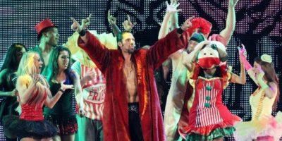 El sudafricano comenzó en 2014 con gran empuje, pero poco a poco se cayó y no aparece en un show principal desde agosto pasado Foto:WWE