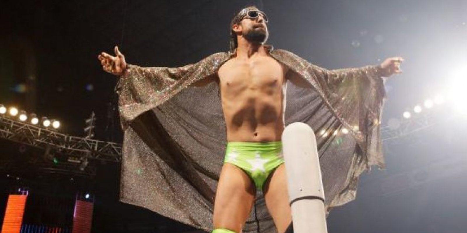 Ha protagonizado muchos papeles como Damien Mizdow y Macho Mandow, pero ninguno se ha consolidado Foto:WWE