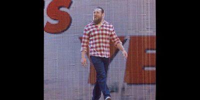 """El """"hombre del yes"""" aseguró que si las lesiones en el cuello no terminan podría significar el fin de su paso por la WWE Foto:WWE"""