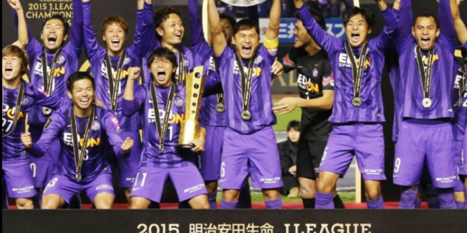 Sanfrecce Hiroshima (Campeón de Japón, país anfitrión) Foto:Getty Images