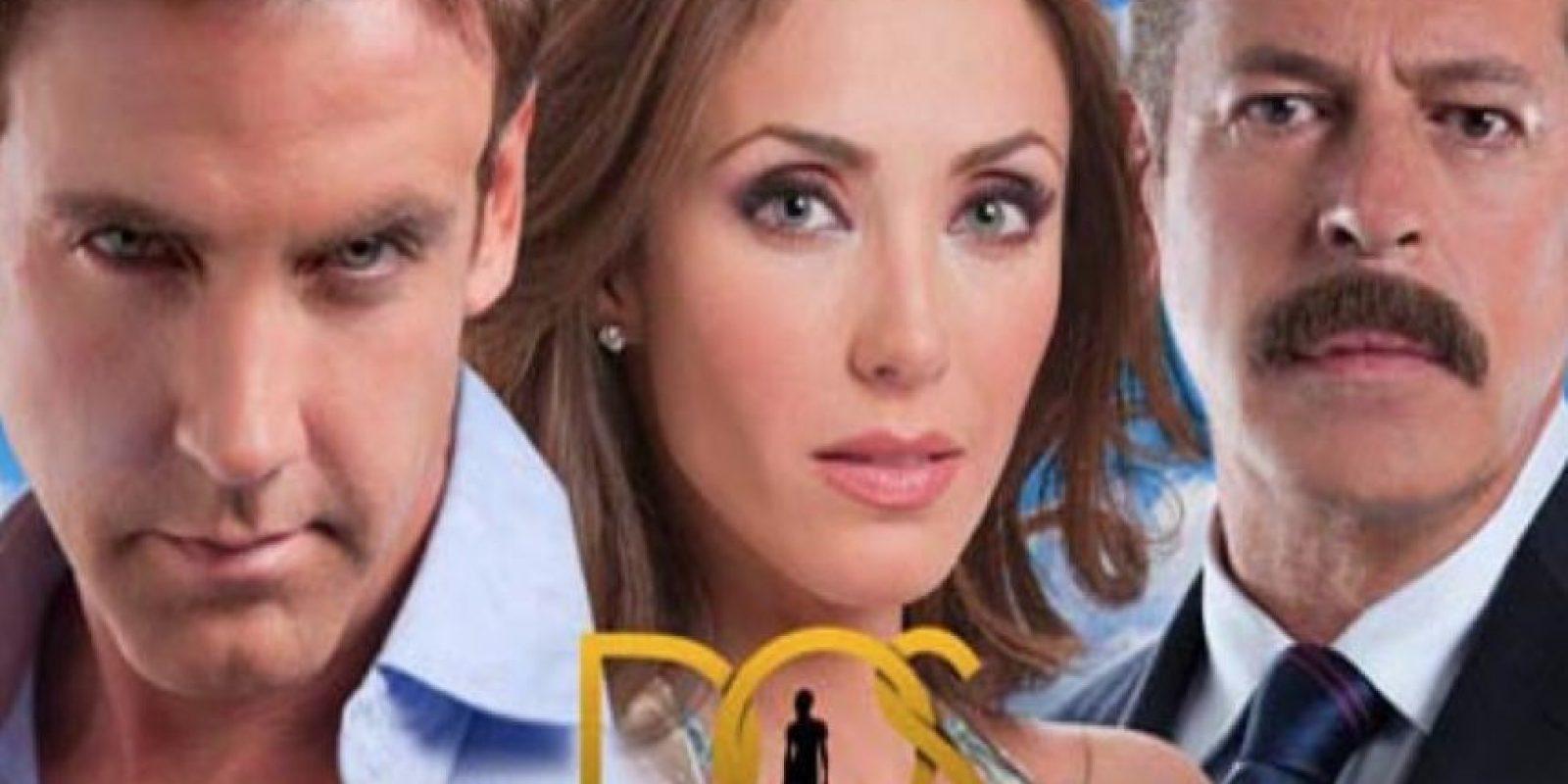 """""""Dos hogares"""" (2012). Foto:vía Televisa"""