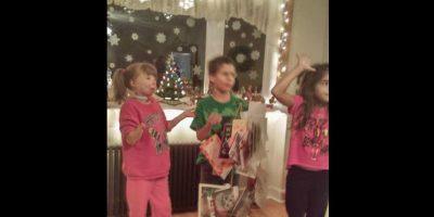 Safyre Terry tiene la esperanza de llenar un árbol de navidad con cartas. Foto:Vía facebook.com/Schenectadyssupersurvivor