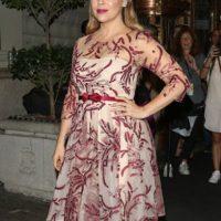 La actriz respondió como una dama en Twitter. Foto:vía Getty Images